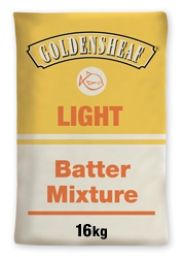 Goldensheaf Light Batter 16kg