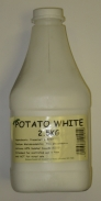Driver's Potato White