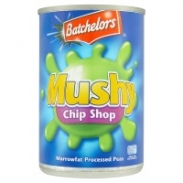 Batchelor's Chip Shop Mushy Peas (24 x 300g)