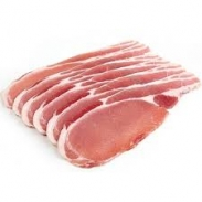Sliced Danish Middle Bacon F23