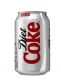 Diet Coke 330ml can