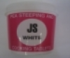 White Pea Steeping Tablets No Colour