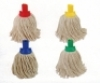 Pure Yarn Mop Head Red : Yellow : Blue : Green